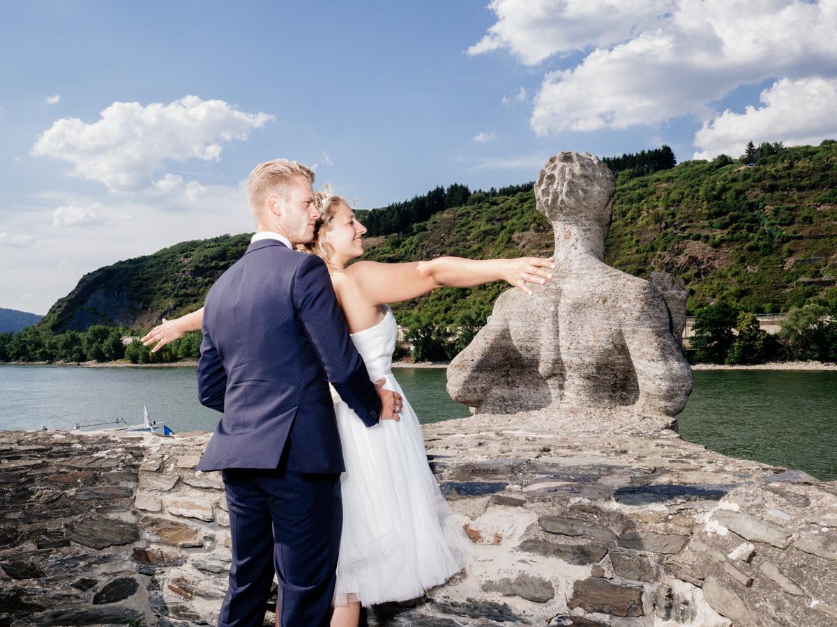 Hochzeitsfoto Andernach