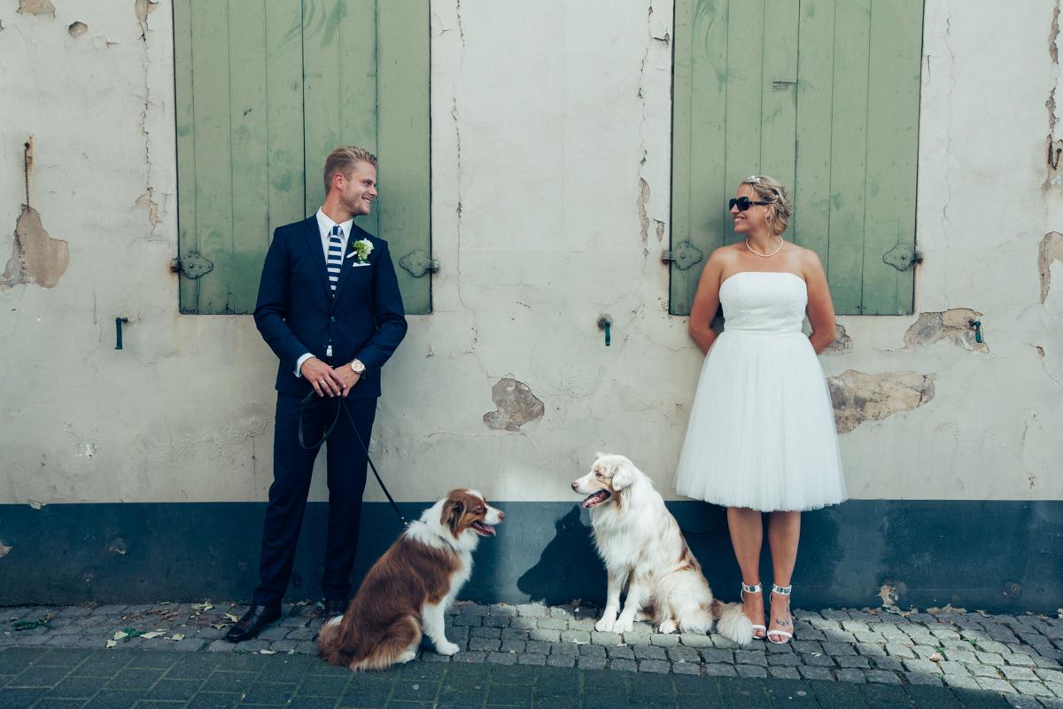 Hochzeit in Andernach
